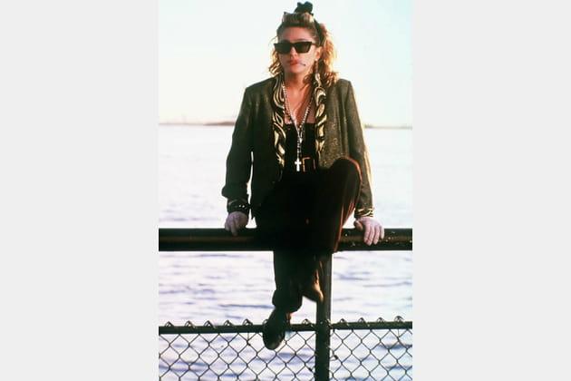 Madonna le 1er janvier 1985