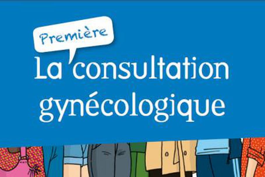 """""""La première consultation gynécologique"""": le nouveau guide pour ados!"""