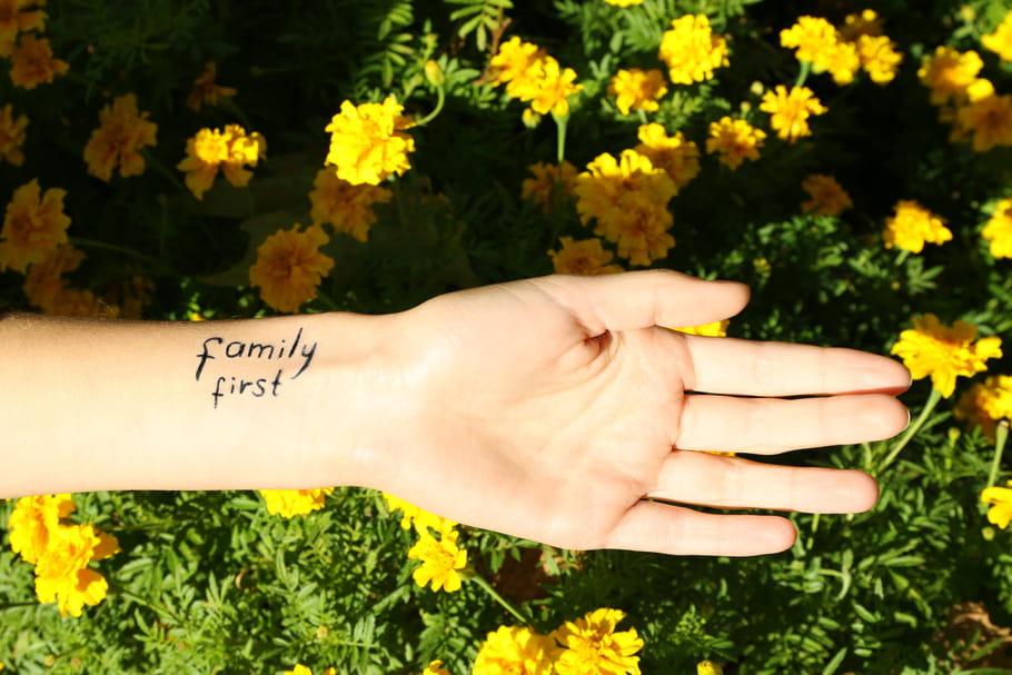 Quelle écriture choisir pour son tatouage?