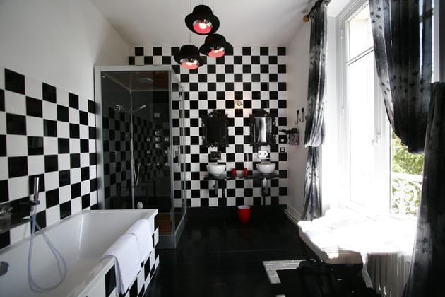 Une salle de bains fantastique