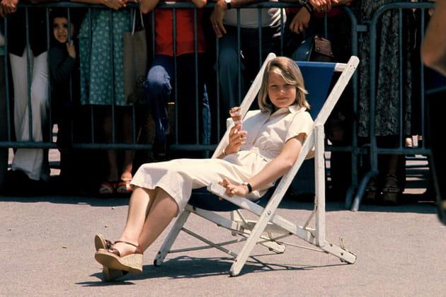 Jodie Foster, toute jeune