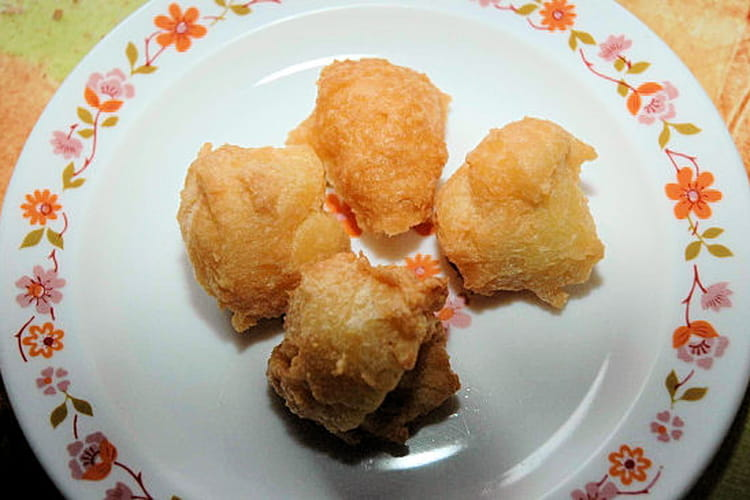 Pommes dauphines faciles