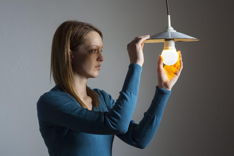 Changer une ampoule