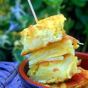 tortilla du sud-ouest