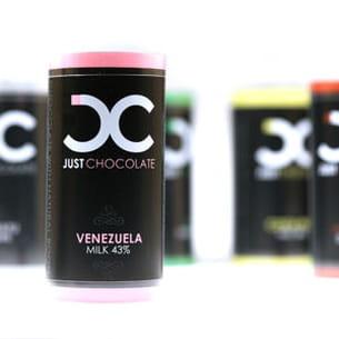 'just chocolate' de la chocolaterie duval