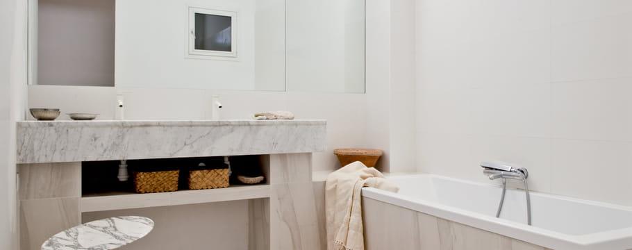 3 salles de bains inspires qui ne vous laisseront pas de marbre