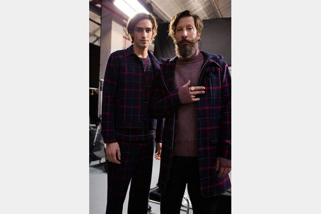 Oliver Spencer (Backstage) - photo 8
