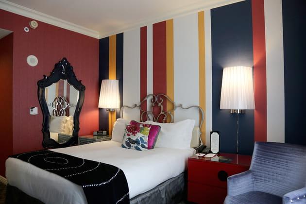 L'hôtel Kimpton Monaco