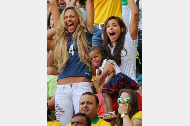 Supportrices sexy Coupe du monde 2014 Matuidi