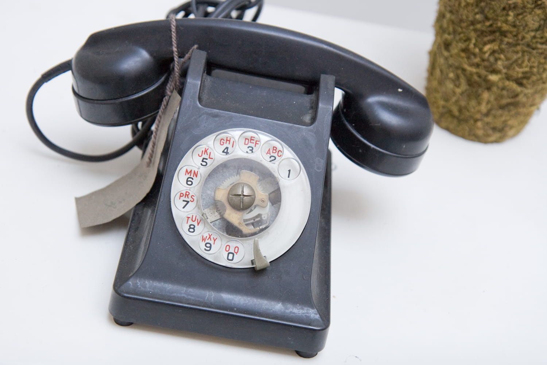 Téléphone à cadran vintage: histoire, prix, où le chiner?