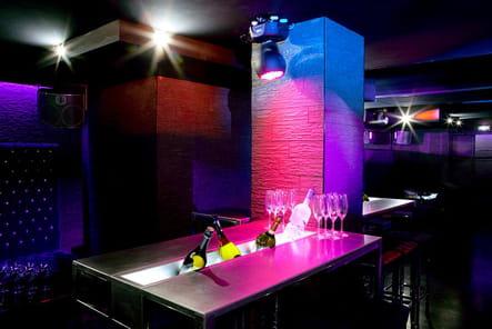 Le Black Diamond, club cosy