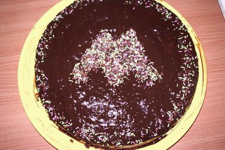 Régal de chocolat et poire