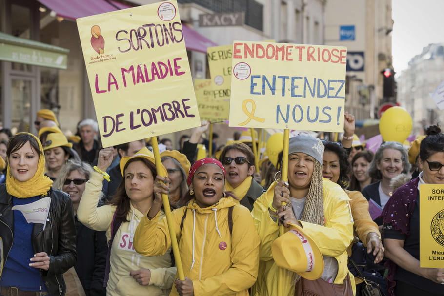 L'endométriose, combat féministe et politique?