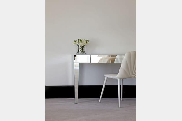 Un bureau miroir