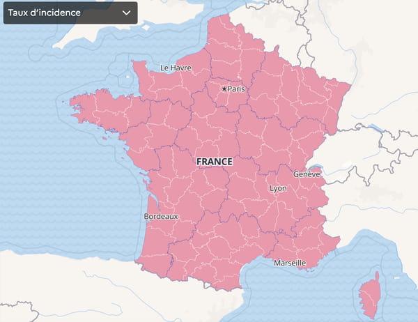 carte-france-covid-zone-rouge-alerte-incidence