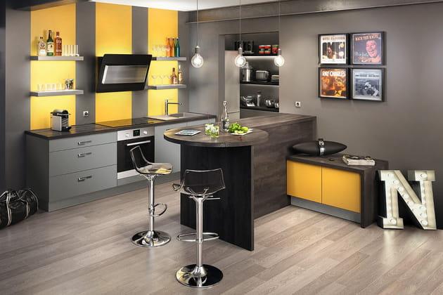 cuisine mezzo m lamin de socoo 39 c. Black Bedroom Furniture Sets. Home Design Ideas