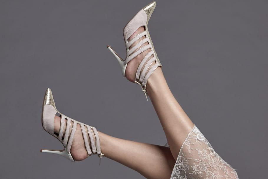 Christophe-Alexandre Docquin habille les mariées de la tête aux pieds…