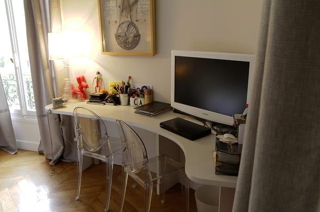 Un bureau à la maison