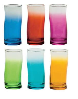 les verres 'dance' d'alinéa