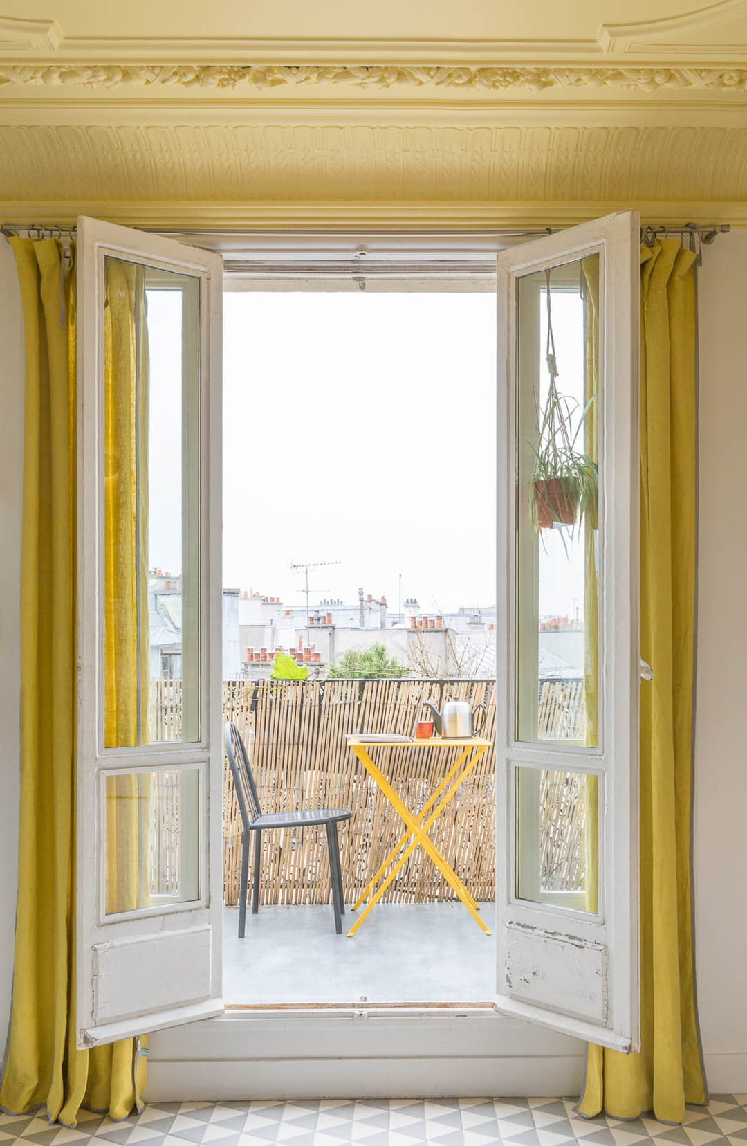 plafond-jaune-balcon