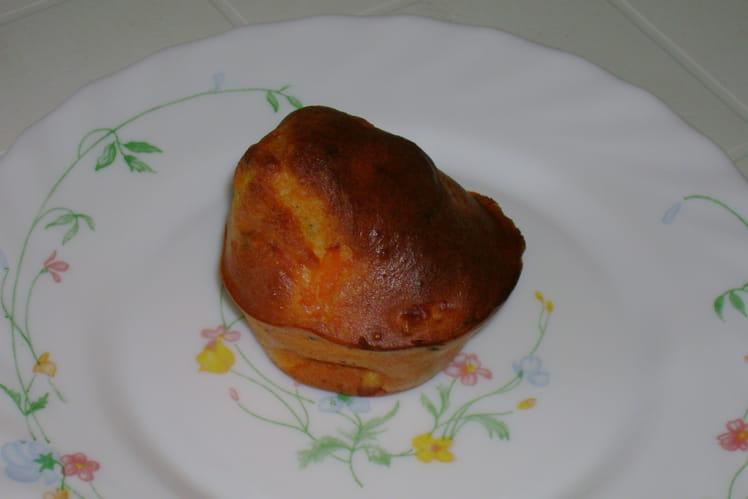 Muffins saumon surprise
