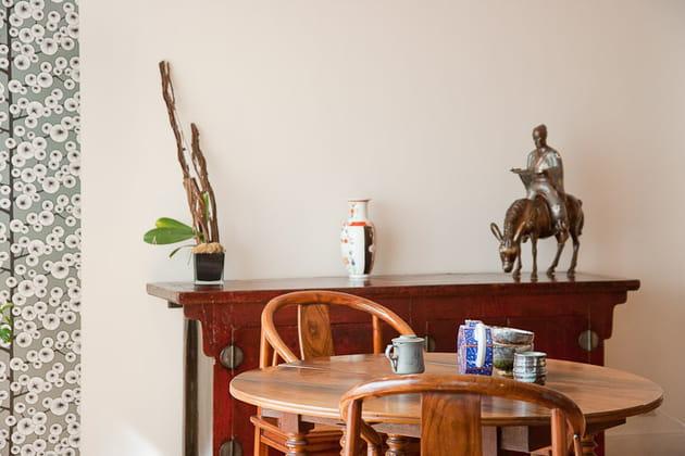 Petit loft zen : déco épurée