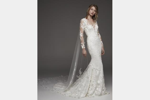 Robe de mariée Hibiscus, Pronovias