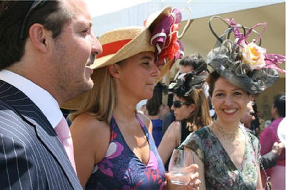 Prix de Diane: remportez un chapeau Laurence Bossion