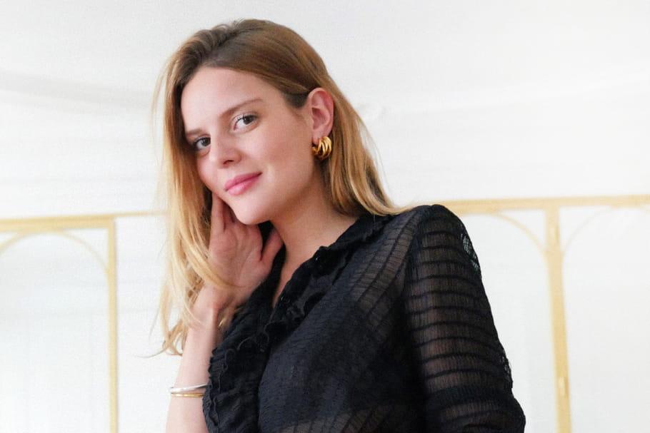 """Jade Venturi, créatrice de bijoux: """"Il faut avoir le courage de sortir d'une situation peu épanouissante"""""""