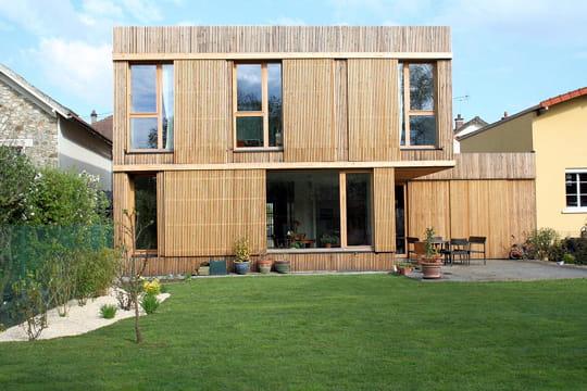 Le palmar s du 11e concours salon maison bois - Deco jardin nice rue barla versailles ...