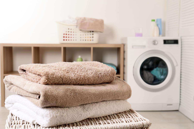 Comment bien laver les serviettes de toilette?