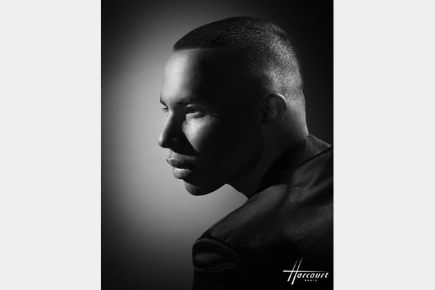 Le styliste Olivier Rousteing