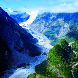 glacier denouvelle-zélande