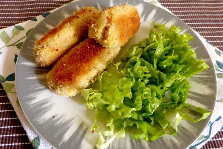 Croquettes de chou-fleur au thon
