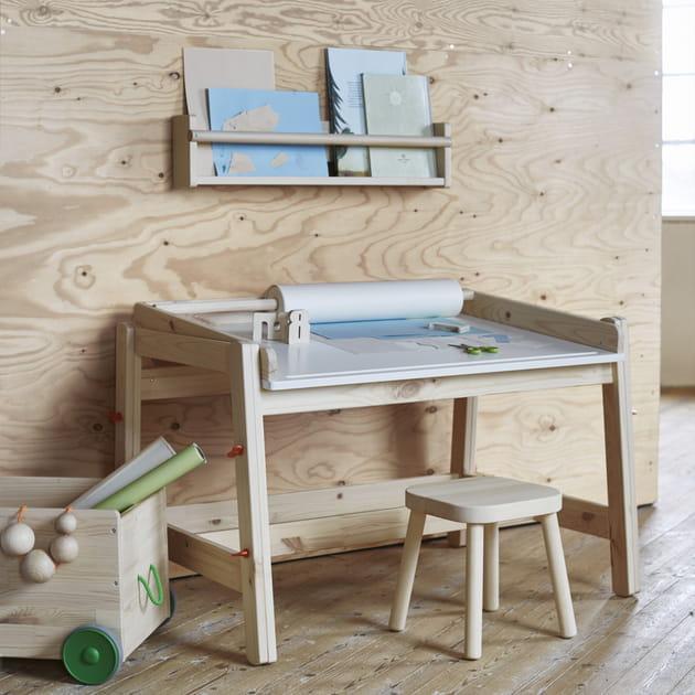 Bureau Flisat par IKEA