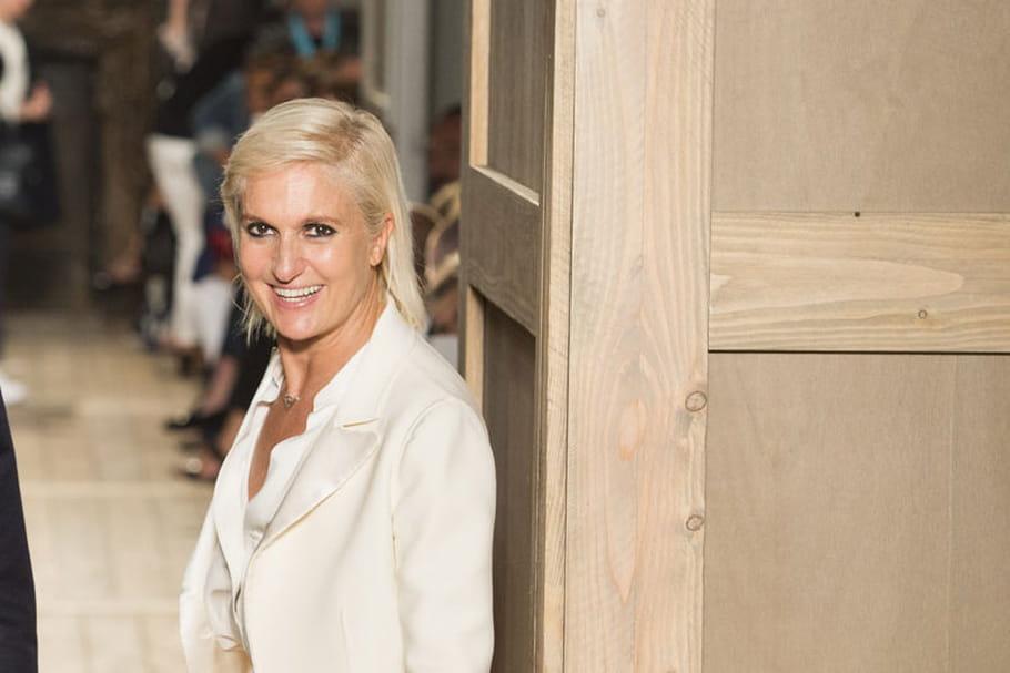 Maria Grazia Chiuri chez Dior, la nouvelle directrice artistique officialisée !