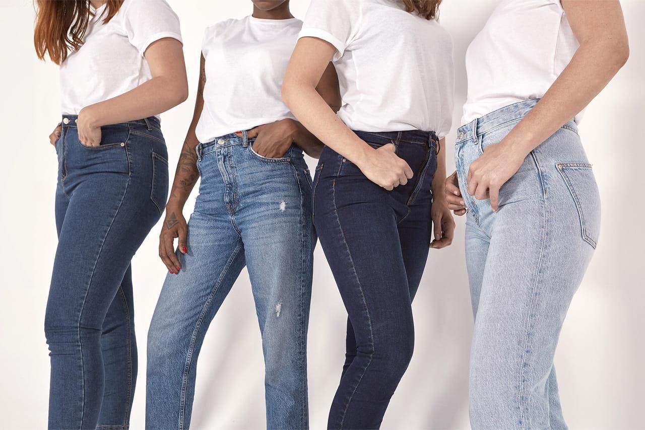 df85b4035597a Les jeans de l'automne-hiver 2018-2019