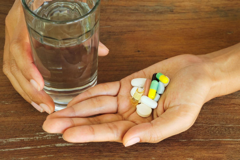 Vitamines à la ménopause: carence, supplémentation