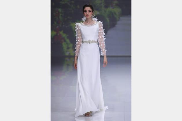 Robe de mariée tendance, Ana Torres