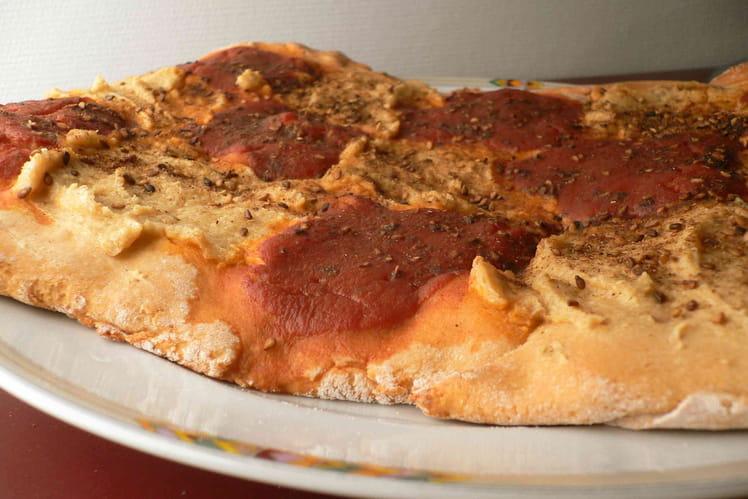 Ma pizza libanaise