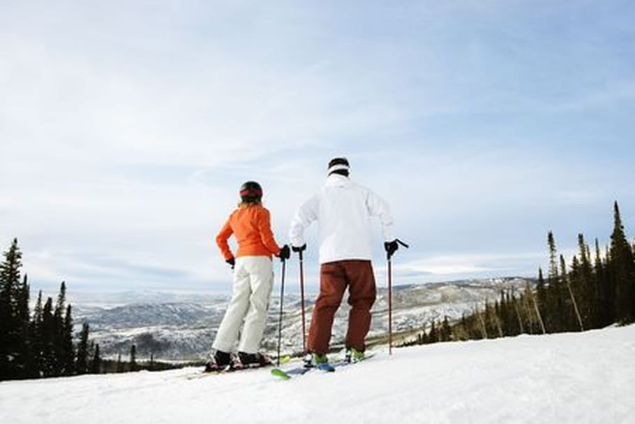 Où partir au ski en amoureux ?