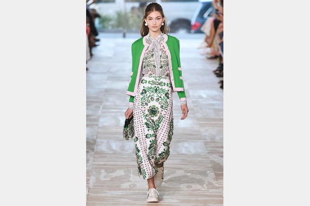 Tory Burch - Printemps-été 2017