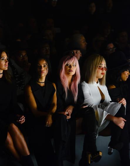 Zoey Kravitz et Kylie Jenner