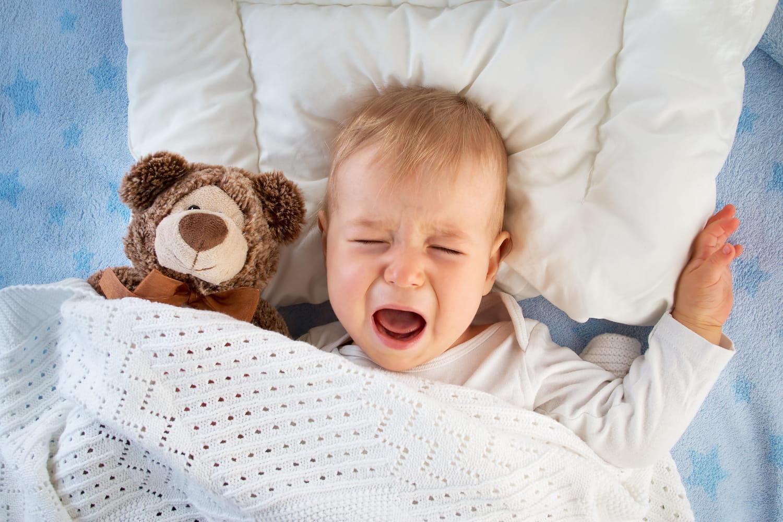 A quel âge bébé fait-il des cauchemars?