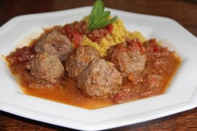 La meilleure recette de Tajine de boulettes Kefta