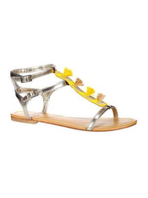 Sandales Pompons De Mellow Yellow