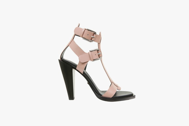 Sandales à brides de Balmain