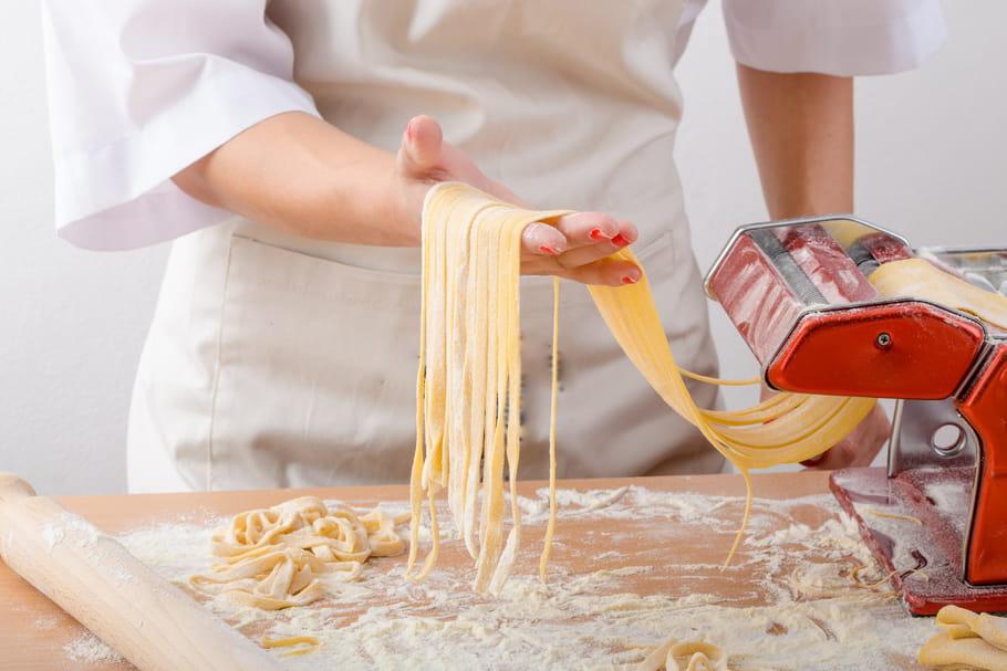 Comment faire des pâtesfraîches maison?