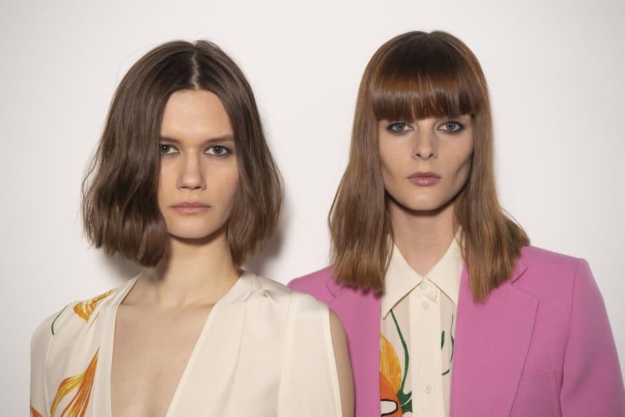 Victoria Beckham relance la tendance des cheveux épais
