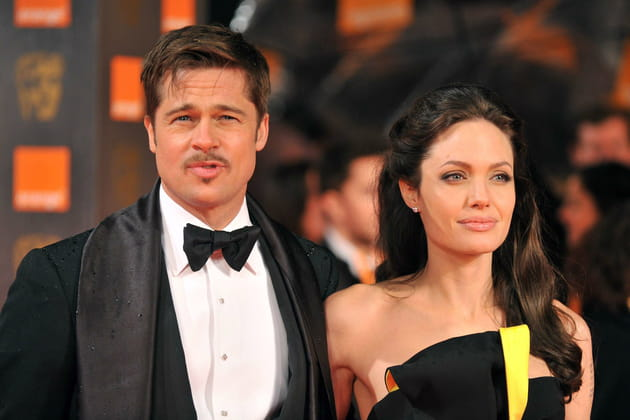 Mr. and Mrs. Smith aux BAFTA 2009